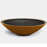 "ARTEFLAME CLASSIC 40"" - FIRE BOWL WITH COOKTOP"