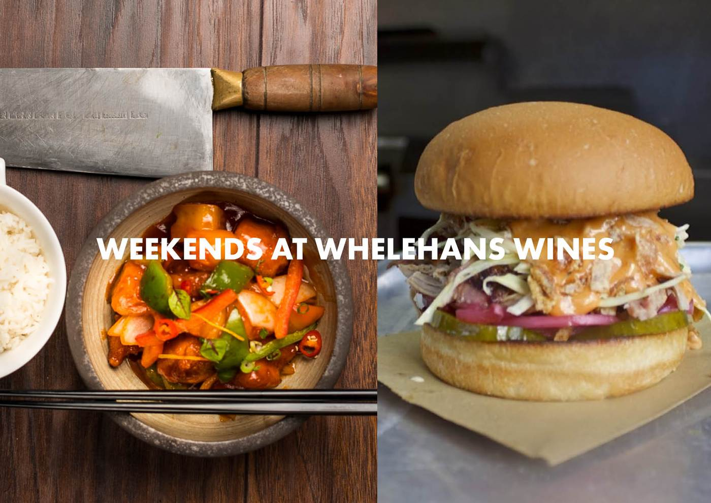 This Weekend at Whelehans Wines
