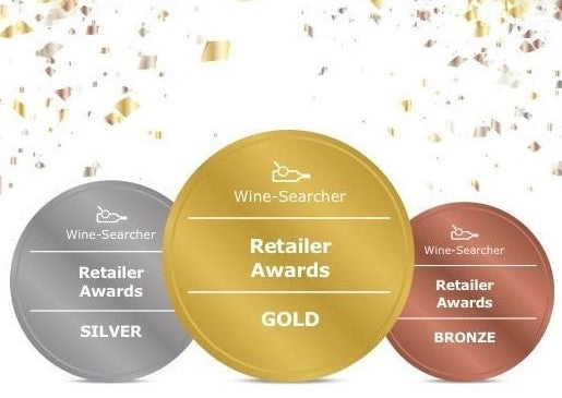 Wine-Searcher's 2020 Retailer Awards