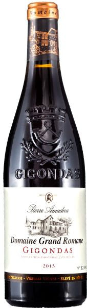 Amadieu Gigondas Grand Romane France Wine Whelehans Wines