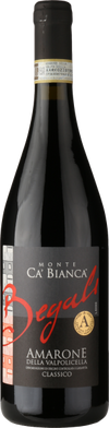 Begali Amarone Monte Ca' Bianca Italy Red Wine Whelehans Wines