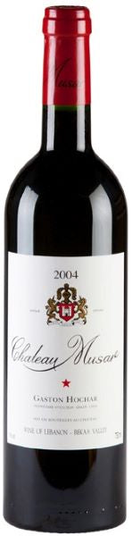 Chateau Musar Lebanon Red Wine Whelehans Wines