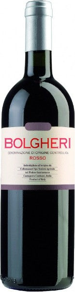 Collemassari Bolgheri Rosso Italy Red Wine Whelehans Wines