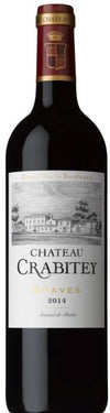 Crabitey Graves Red Wine France Whelehans Wines