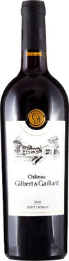Gilbert Gaillard Saint Chinian France Red Wine Whelehans Wines