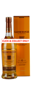 Glenmorangie Whiskey 10 Year Old Original 70cl