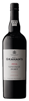 Graham 2016 Portugal Port Whelehans Wines