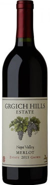 Grgich hills merlot USA Red Wine Whelehans Wines