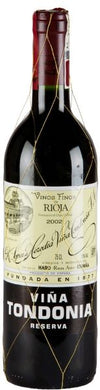Heredia Tondonia Reserva Spain Red Wine Whelehans Wines