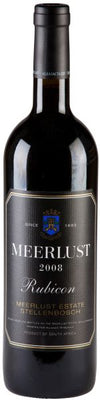 Meerlust Rubicon South Africa Red Wine Whelehans Wines