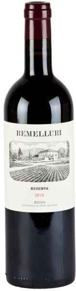 Remelluri Reserva Spain Red Wine Whelehans Wines