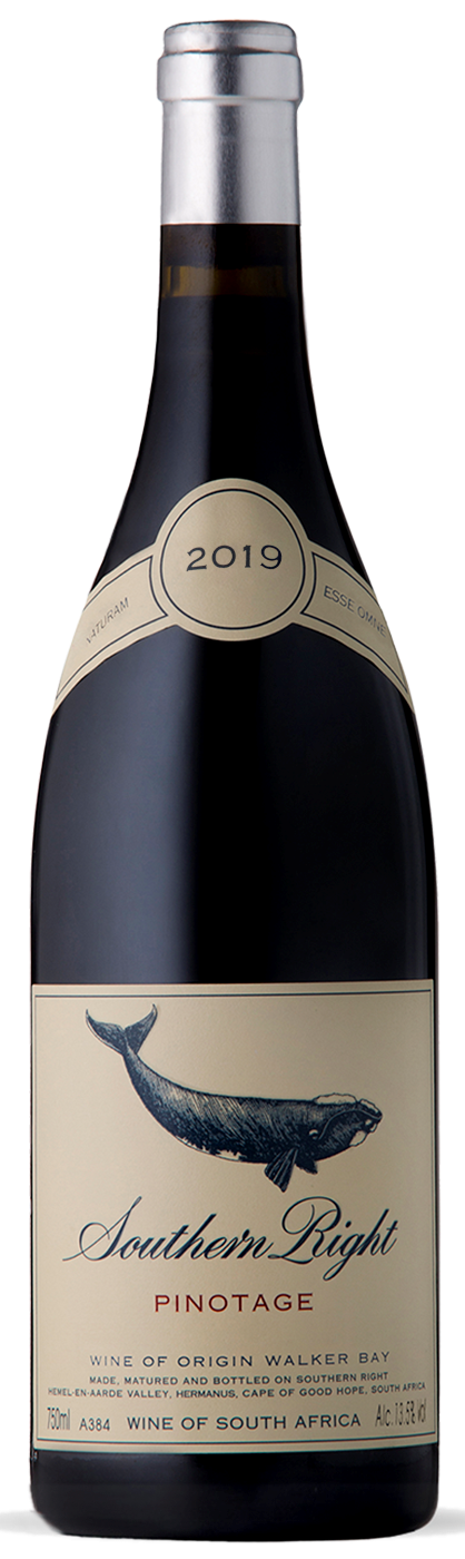 Southern Right Pinotage Red Whine South Africa Whelehans Wines