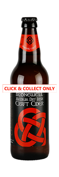 Stonewell Medium Cider 50cl