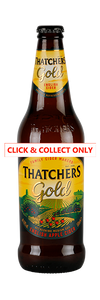 Thatchers Gold Cider 50cl