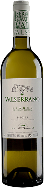 Valserrano Blanco Spain White Wine Whelehans Wines
