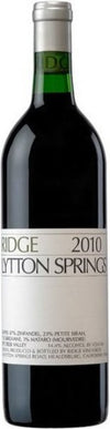 "Ridge Vineyards ""Lytton Springs"""