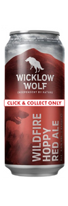 Wicklow Wolf Wildfire Hoppy Red 44cl
