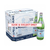 San Pellegrino Sparkling Water 750ml Glass Bottle x12