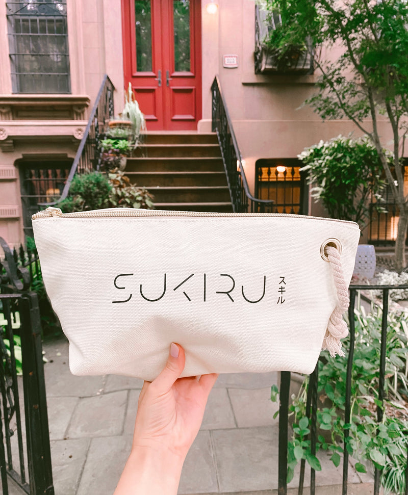 The Sukiru Essential Set + Sukiru Pouch