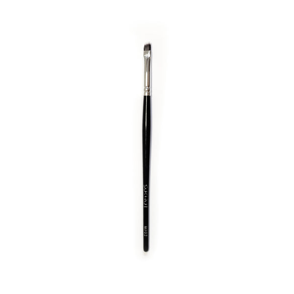 Angled Duo Fiber Brush | M703