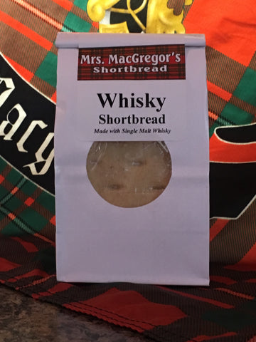 Whisky Shortbread