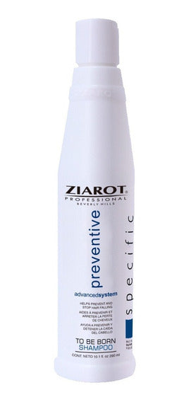 Ziarot To be born Shampoo 10.1oz