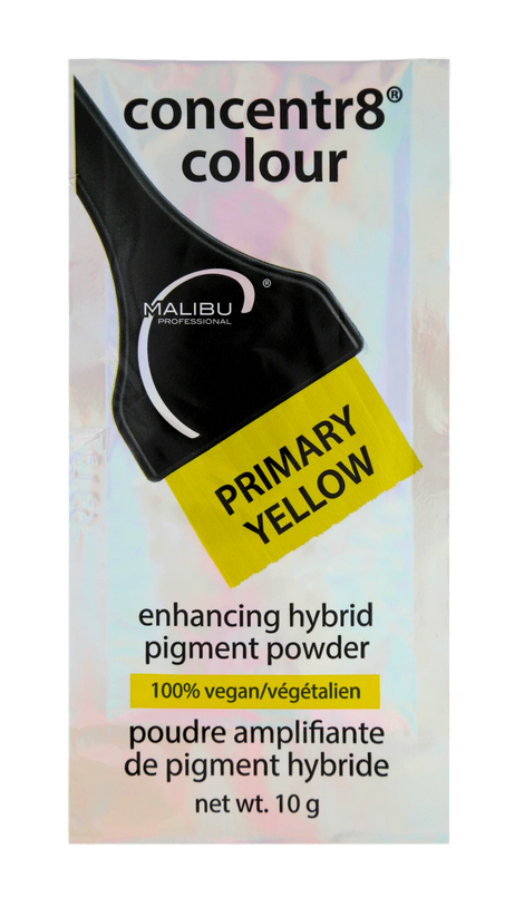 PRIMARY YELLOW concentr8 colour