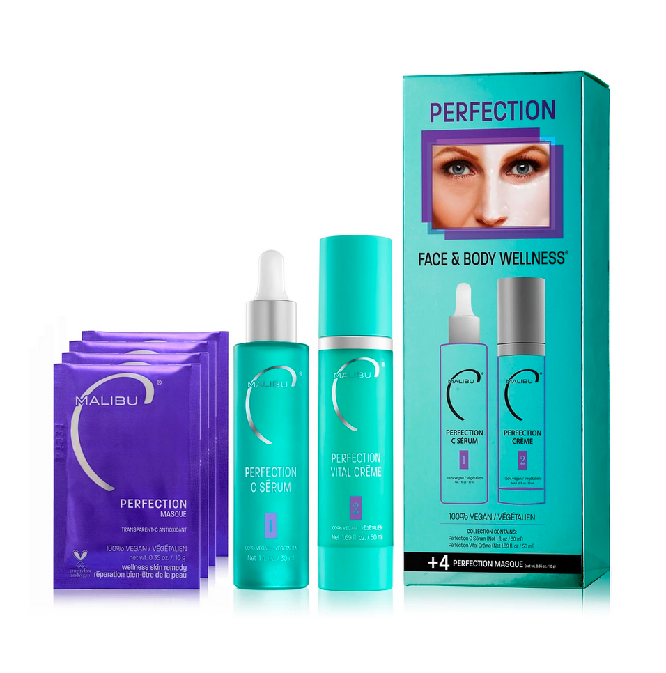 PERFECTION FACE & BODY WELLNESS® COLLECTION