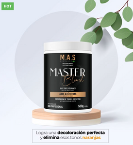 Polvo Decolorante Master Blond 500g / 17.63oz