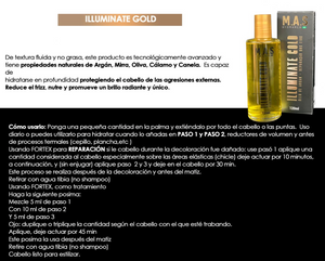 ILLUMINATE GOLD Oil 120ml / 4oz