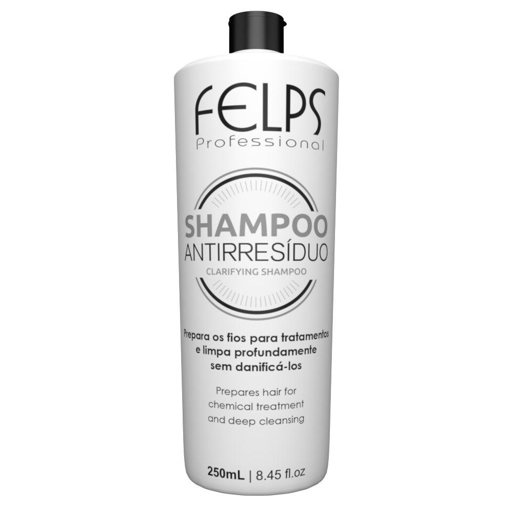 Felps Anti-Residue Deep Cleaning Pre-Treatment Shampoo