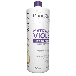 Felps Magic Clay 4K Violet Tonalizer (500ml/16.9oz)