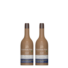 Carregar imagem no visualizador da galeria, Brazillina Nuts Thermal Keratin Treatment Set