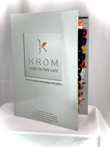 KROM Color Swatch Book