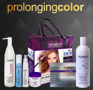 ZIAROT BHI In-Salon Color Treatment Kit