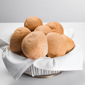 Whole Wheat Pandesal | 10s