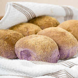 Ube Cheese Pandesal | 6s