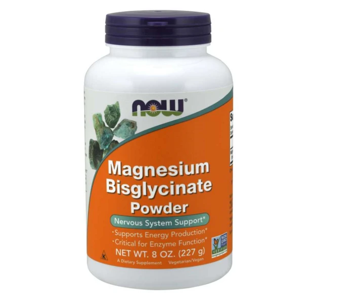 NOW Magnesium Biglycinate 227g