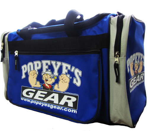Popeye's Gym Bag