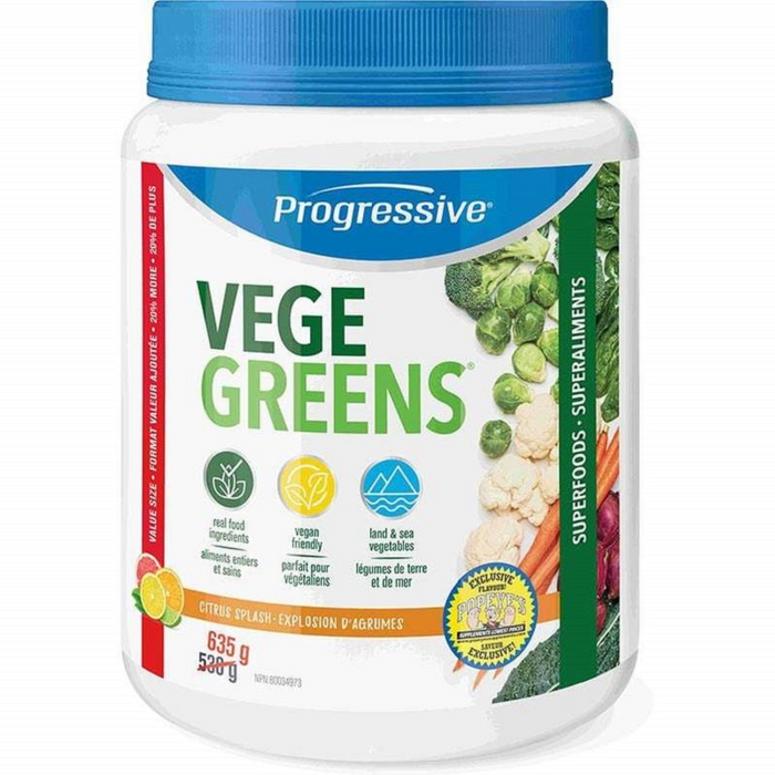 Progressive VegeGreens Value Size