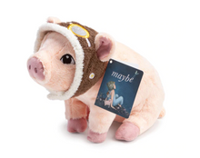 Load image into Gallery viewer, Maybe Flying Pig Plush