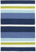 Load image into Gallery viewer, Dash & Albert - Elliot Stripe Indoor/Outdoor Rug
