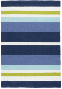 Dash & Albert - Elliot Stripe Indoor/Outdoor Rug