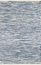 Load image into Gallery viewer, Dash & Albert - Tideline Navy Indoor/Outdoor Rug