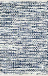 Dash & Albert - Tideline Navy Indoor/Outdoor Rug