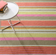 Load image into Gallery viewer, Dash & Albert - Moxie Stripe Woven Cotton Rug