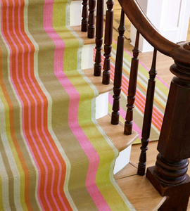 Dash & Albert - Moxie Stripe Woven Cotton Rug