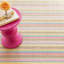 Load image into Gallery viewer, Dash & Albert - Tempi Stripe Woven Cotton Rug