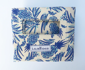 The Lilibridge Bag - Pineapple