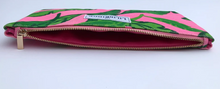 Load image into Gallery viewer, The Lilibridge Clutch - Lotta Leaf Pink